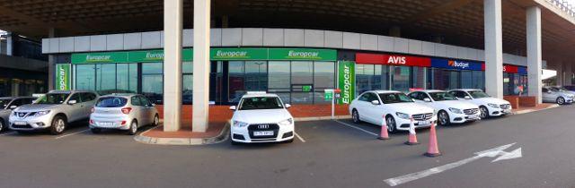 Europcar Avis Budget Offices At King Shaka International Airport
