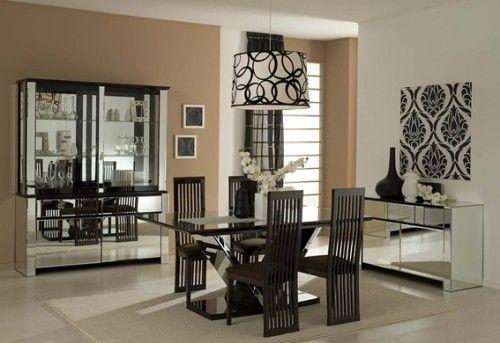 10 Comedores Modernos para Decorar tu Casa | Dining rooms | Dining ...