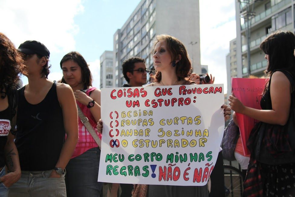 Marcha das Vadias 2012 - SP (por Gustavo Sant'Anna)