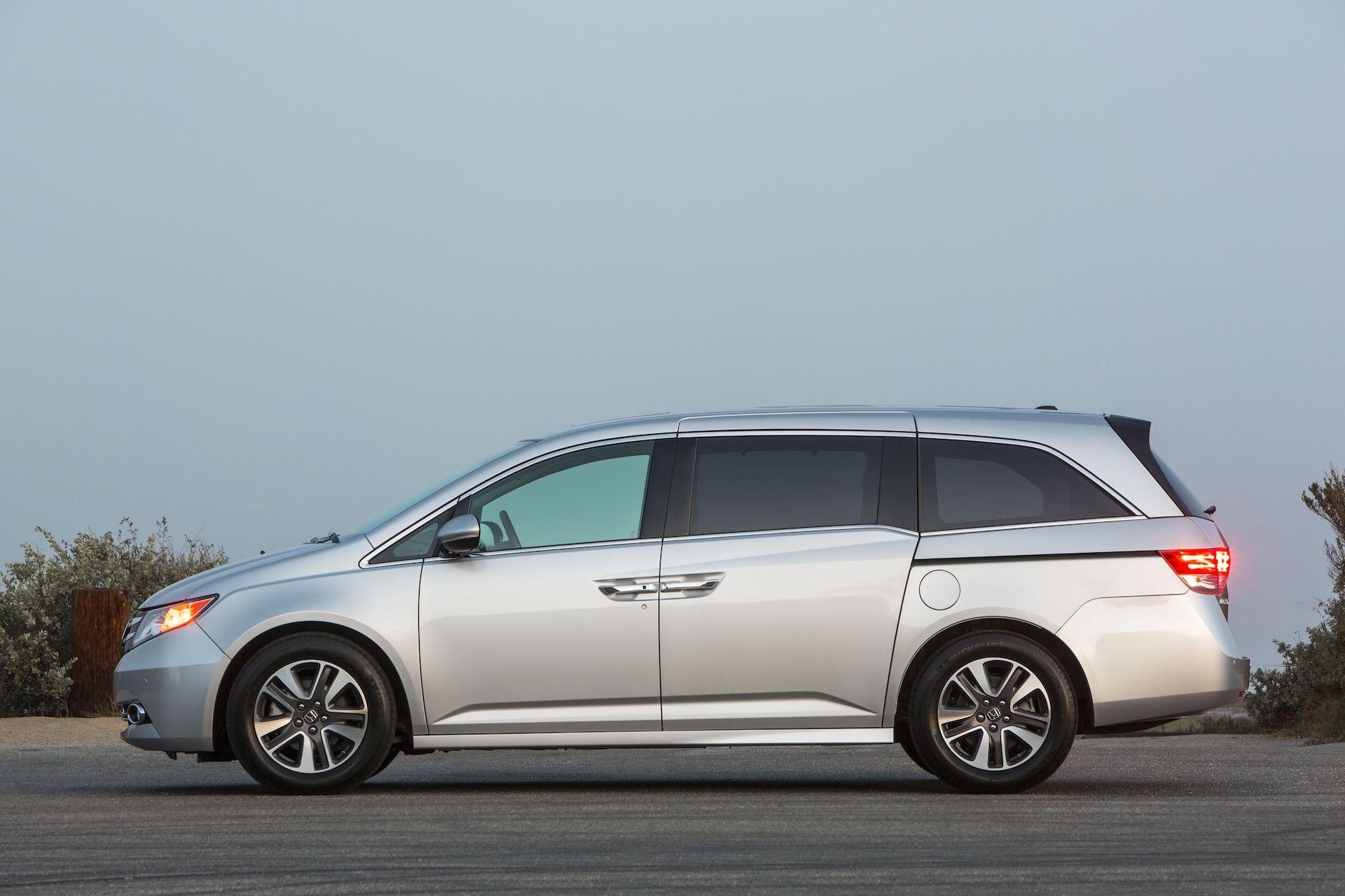 2015 Honda Odyssey Touring Elite For Sale Auto speed