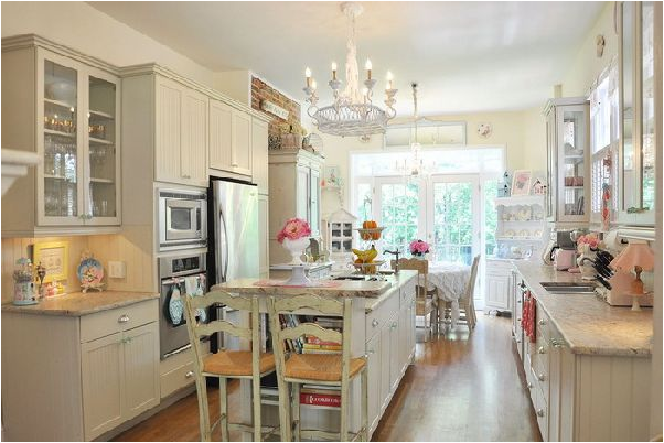 Romantic Country Kitchen Decor key interiorsshinay: romantic kitchen ideas | for the home