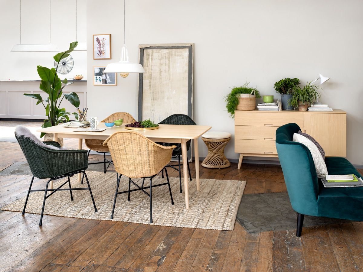 Micasa Wohnzimmer Mit Esstisch RINALDI U0026 Stühle ROTA