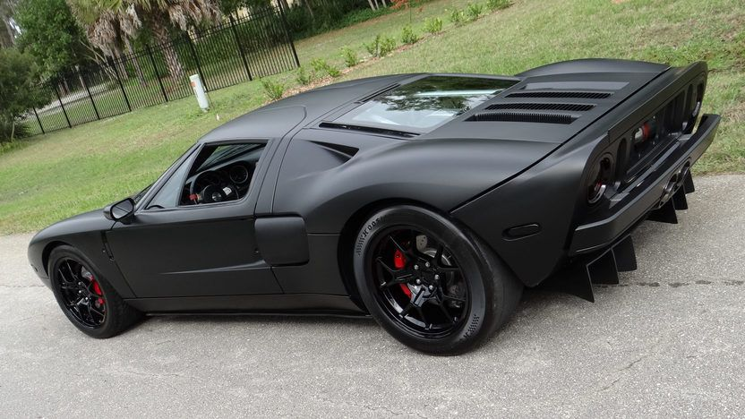 2005 Ford Gt Twin Turbo 5 4 1400 Hp 6 Speed Presented As Lot S80