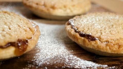 Low Carb Mince Pies - Dessert Recipes