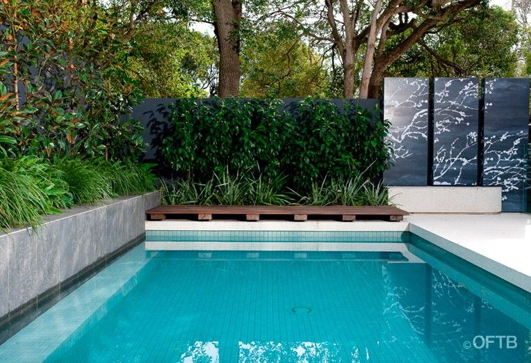 Terrace Pools oftb melbourne landscaping, pool design & construction project