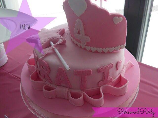 Tarta rosa