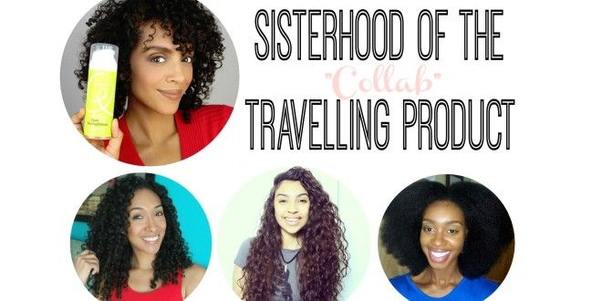 Sisterhood of the Travelling Product: Collab | Melting Pot Beauty
