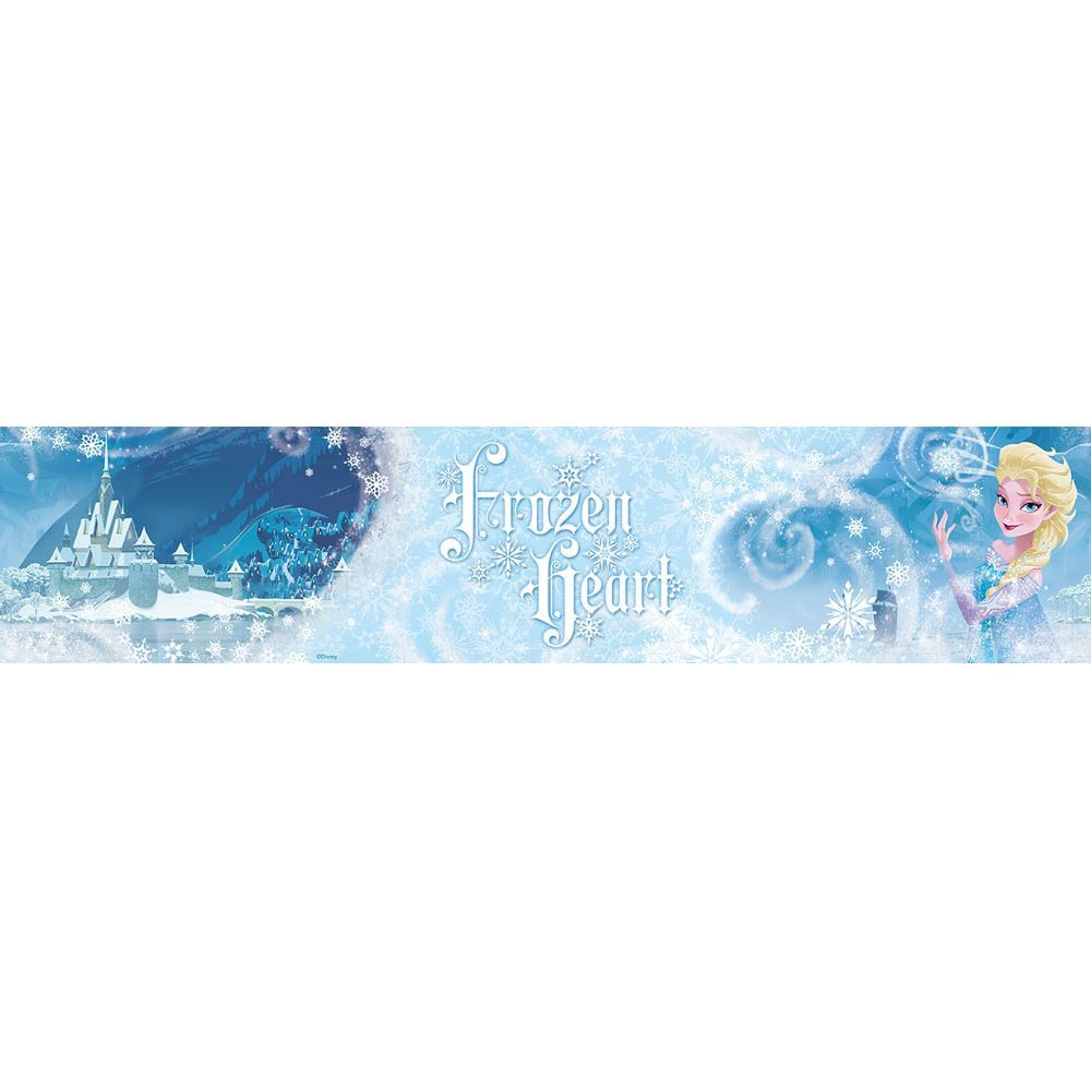DISNEY FROZEN WALLPAPER, BORDERS AND WALL STICKERS WALL