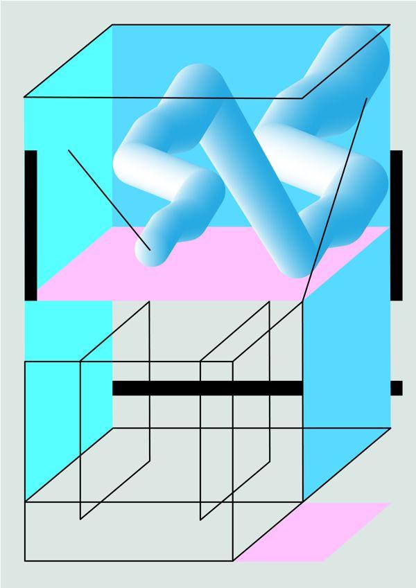 something in between by Daniel Iturrizaga