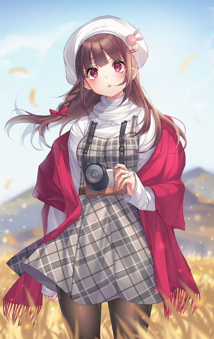 Photo of Cute Anime Girl