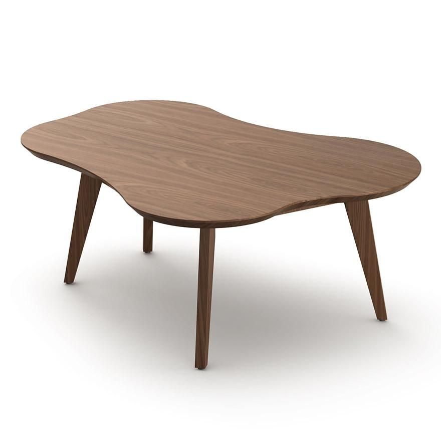 Jens Risom Amoeba Coffee Table Modern Coffee Tables Table