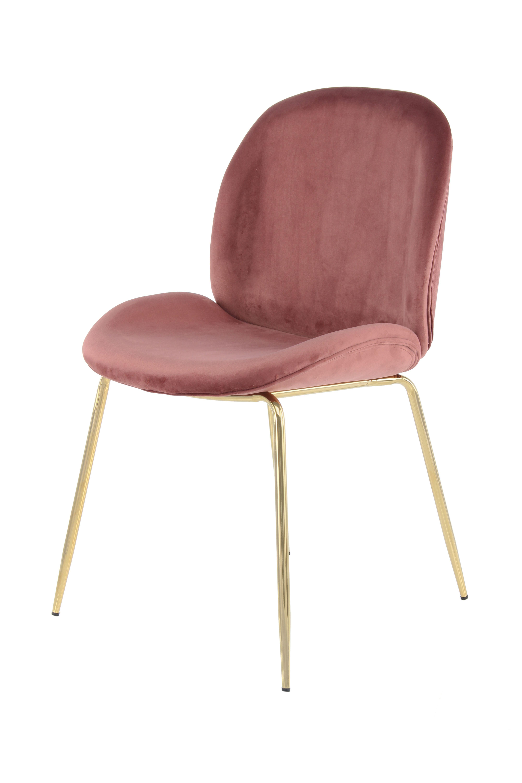 Stuhl Charlize 110 2er Set Altrosa Messing In 2020 Rosa Stuhle Stuhle Online Mobel