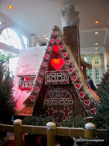 APlaceImagined 8 Amazing Life Size Gingerbread Houses Candyland