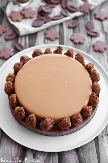 tarte au chocolat et caramel une explosion en bouche. Black Bedroom Furniture Sets. Home Design Ideas