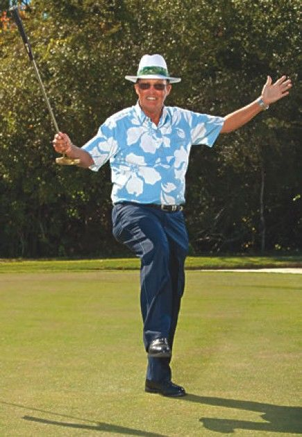 Juan Chi Chi Rodriguez Icon Juan Chi Chi Rodriguez Florida Trend Golf Outfit Mens Golf Outfit Pro Golf