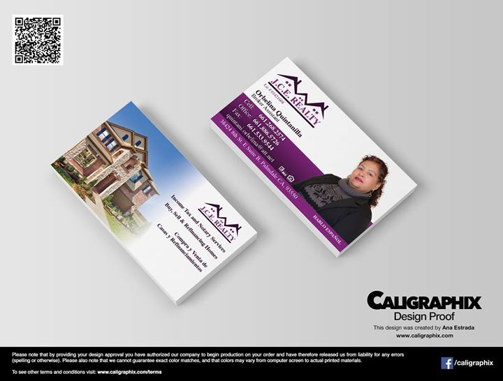 Check This Business Cards Samples GraphicDesign Caligraphix Visit Carte