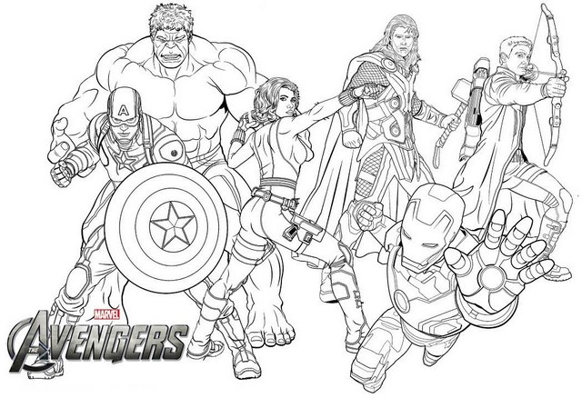 Avengers Endgame Coloring Pages For Fans Coloring Pages Avengers Coloring Pages Avengers Coloring Marvel Coloring