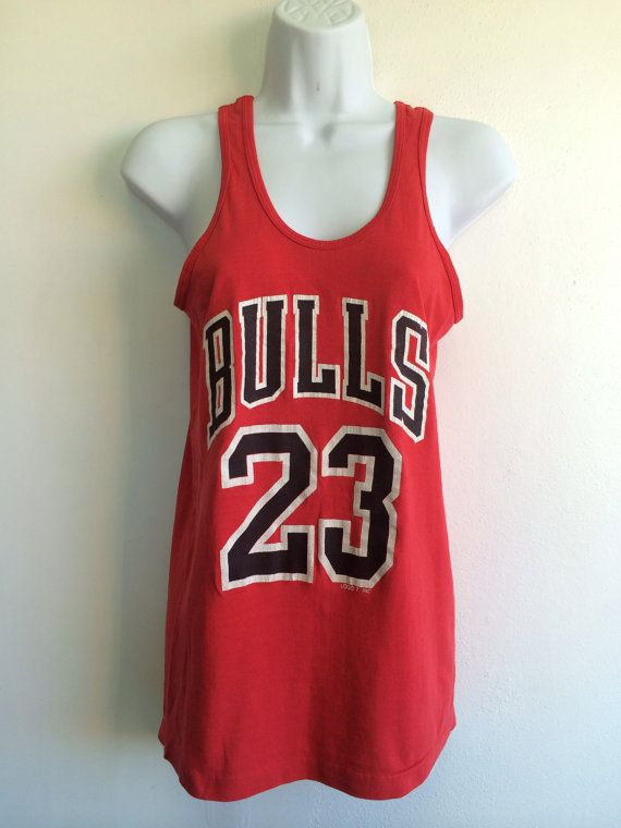 f8d92707555 MICHAEL JORDAN 80's Vintage Tank Top/ Original by sweetVTGtshirt, $30.00