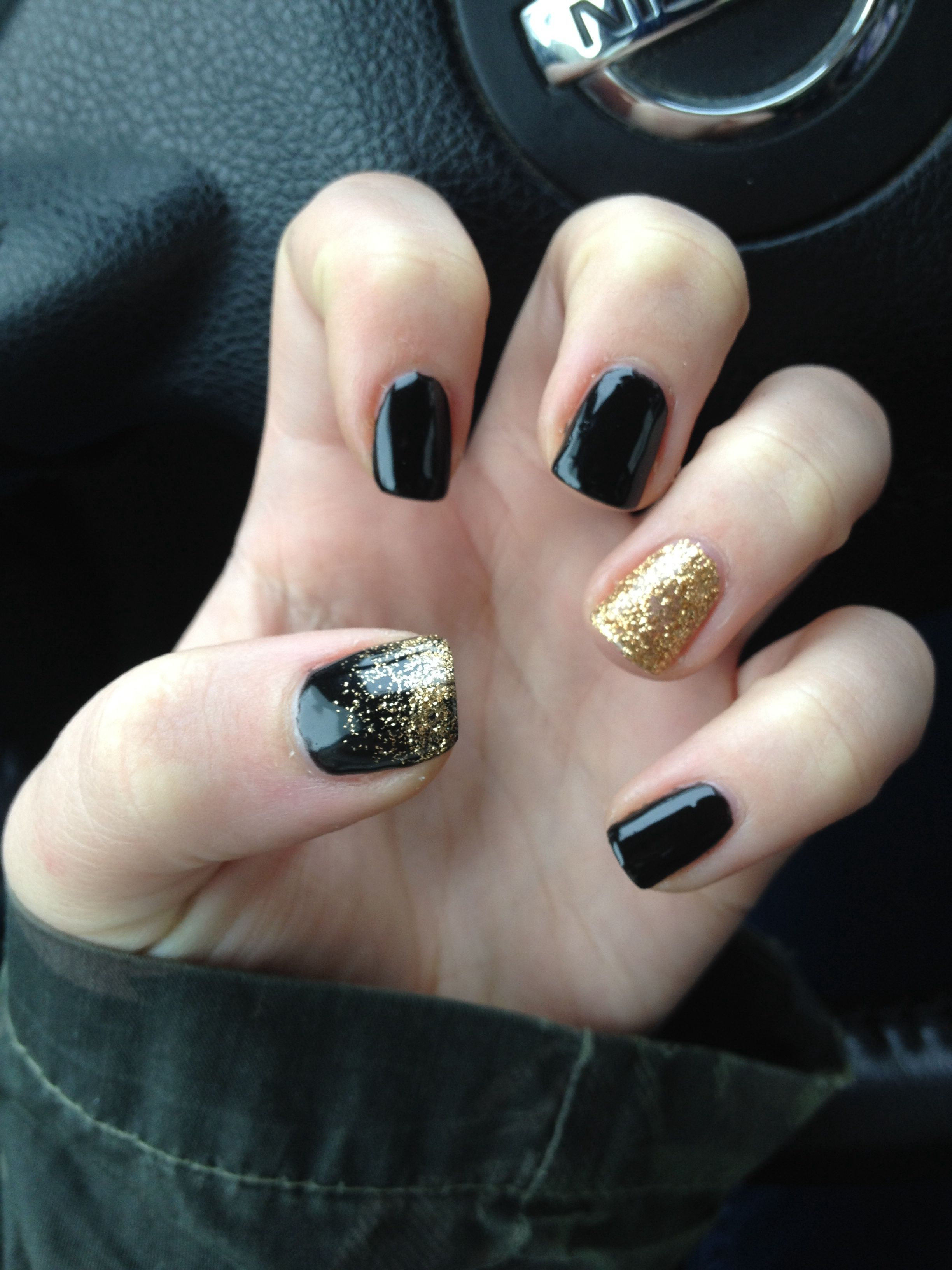 New Years nails 2013 New years eve nails, Trendy nails