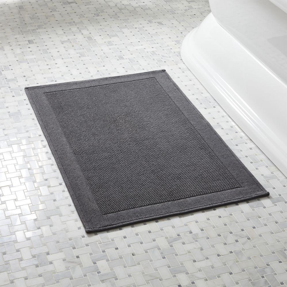 westport grey bath rug grey baths bath rugs and bath rh pinterest co uk grey bathroom rug long pile grey bathroom rug long pile