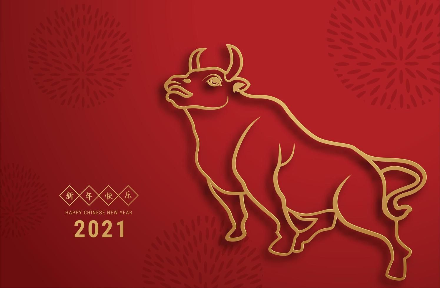 Pin On Year Of The Ox 2021