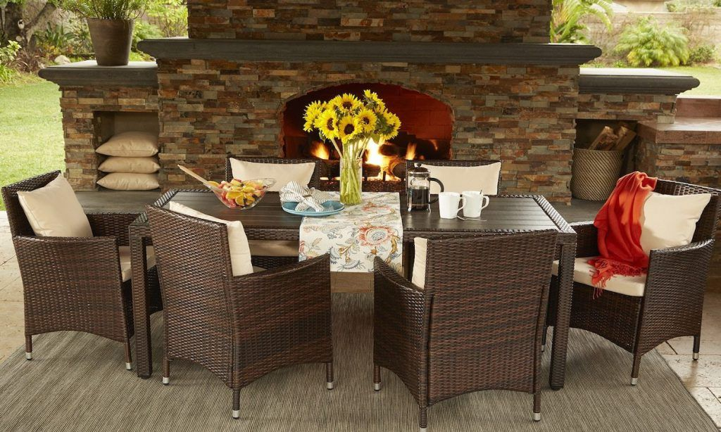 Furniture:Amazing Clearance Patio Sets At Walmart Also ...