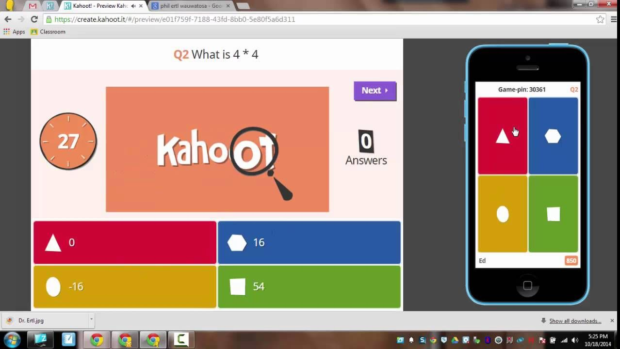 How to play Kahoot Kahoot, Videos tutorial, Played yourself