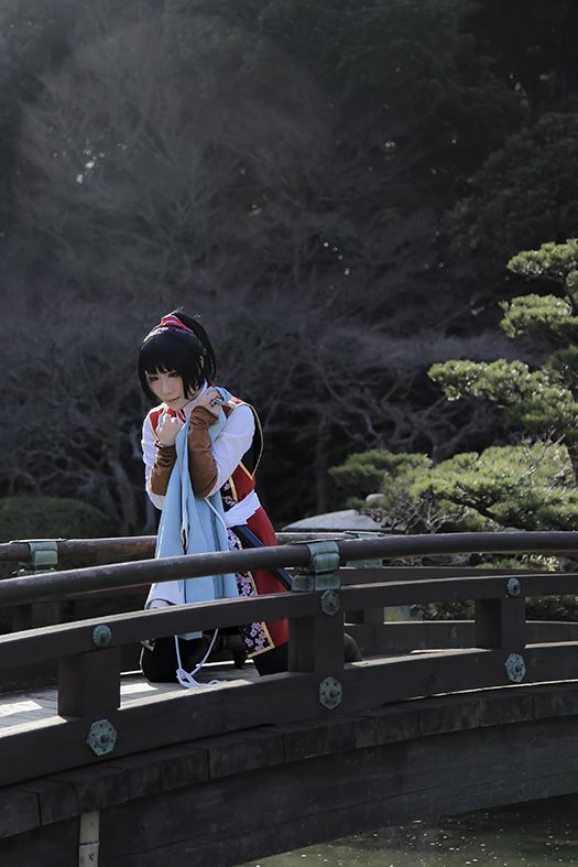 Mutsura(Mutsura) Chizuru Yukimura Cosplay Photo - WorldCosplay