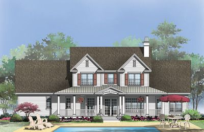 House Plan The Primrose By Donald A Gardner Architects Craftsman Style House Plans New House Plans Ranch Style House Plans