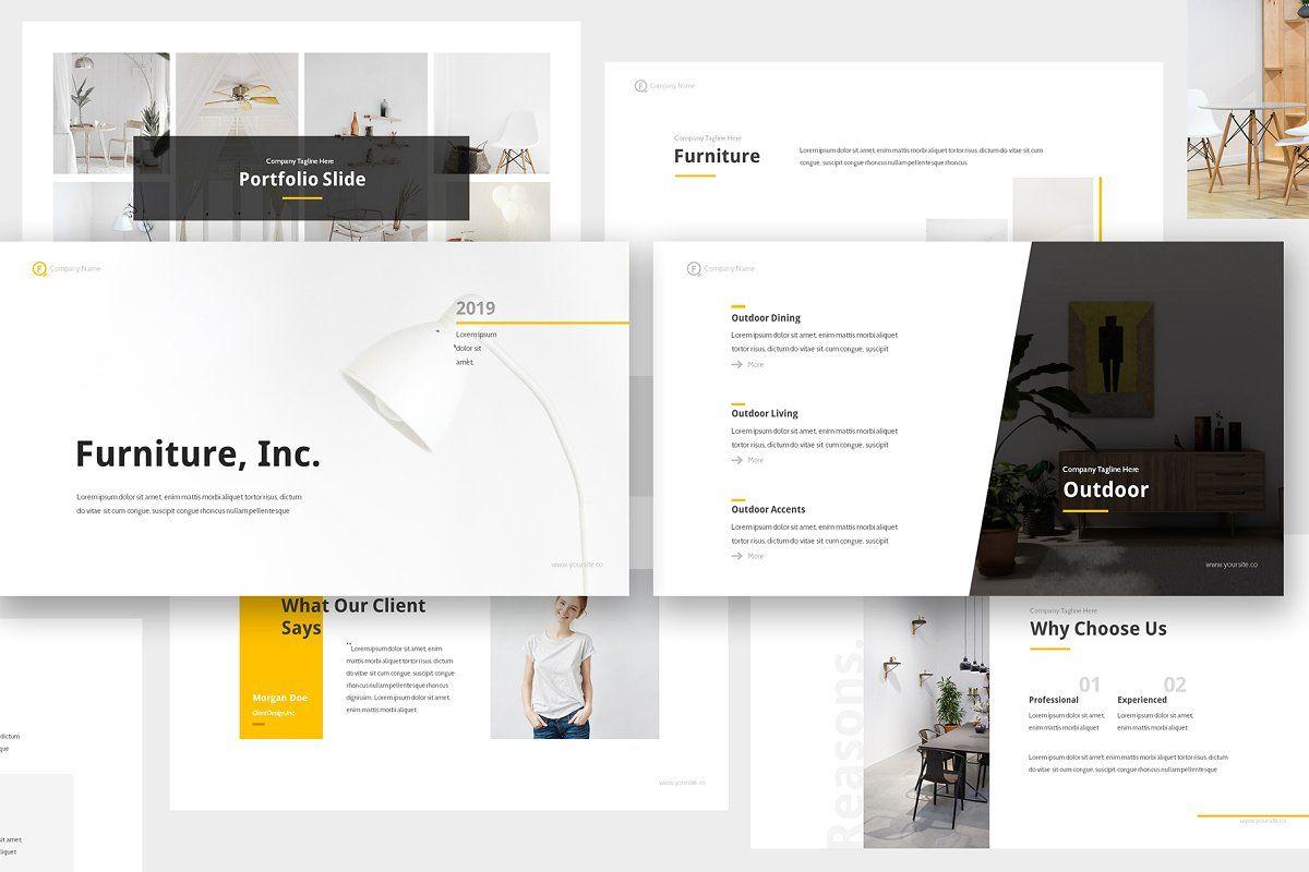 Kotak Interior Design Powerpoint in 2020 Keynote design