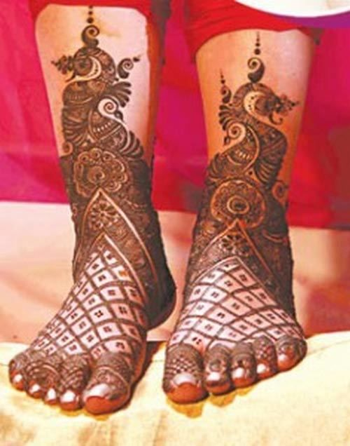 Intricate Mehndi Patterns : Intricate rajasthani mehndi designs to inspire you