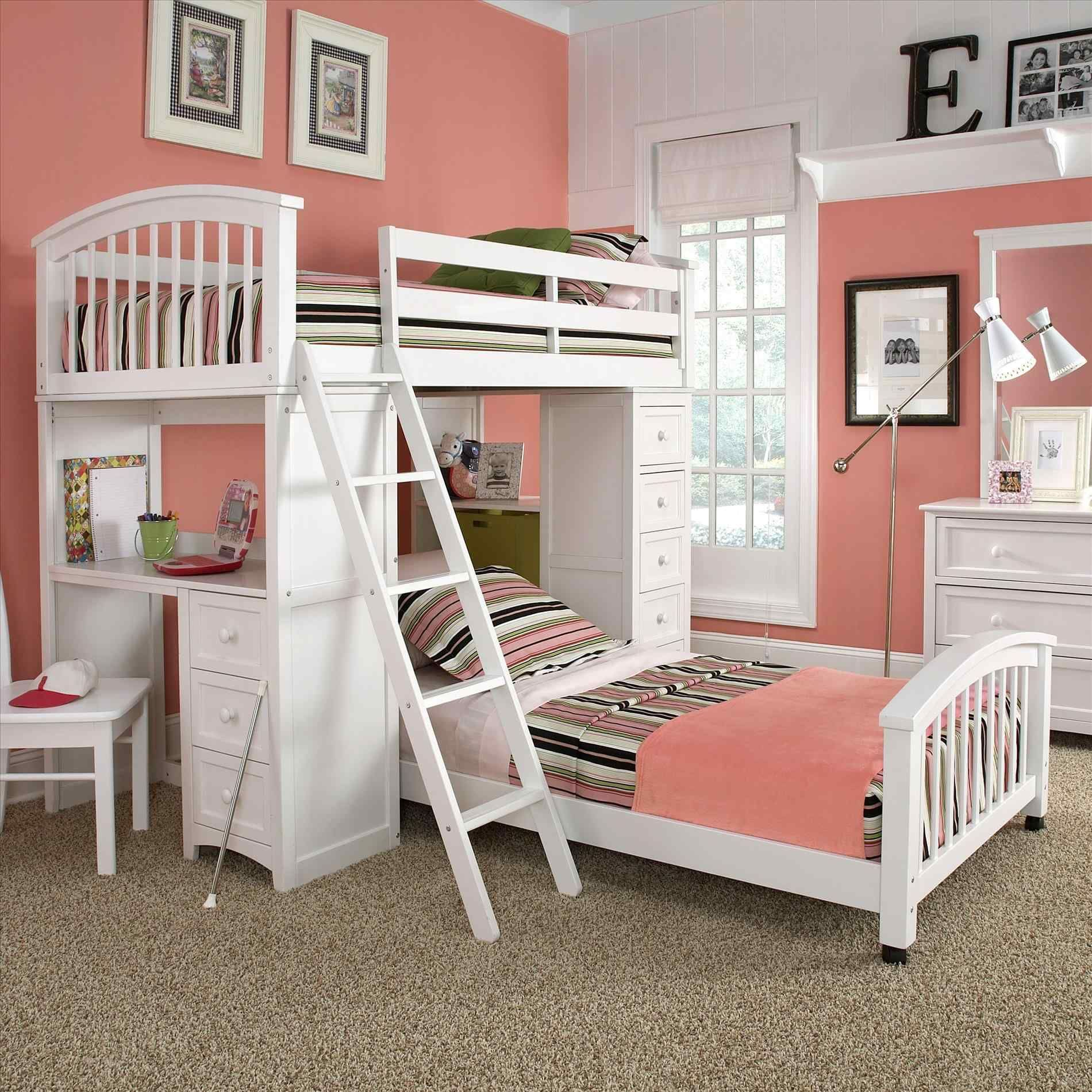 New Bedroom Designs For Teenagers With 2 Beds At Homelivings Info
