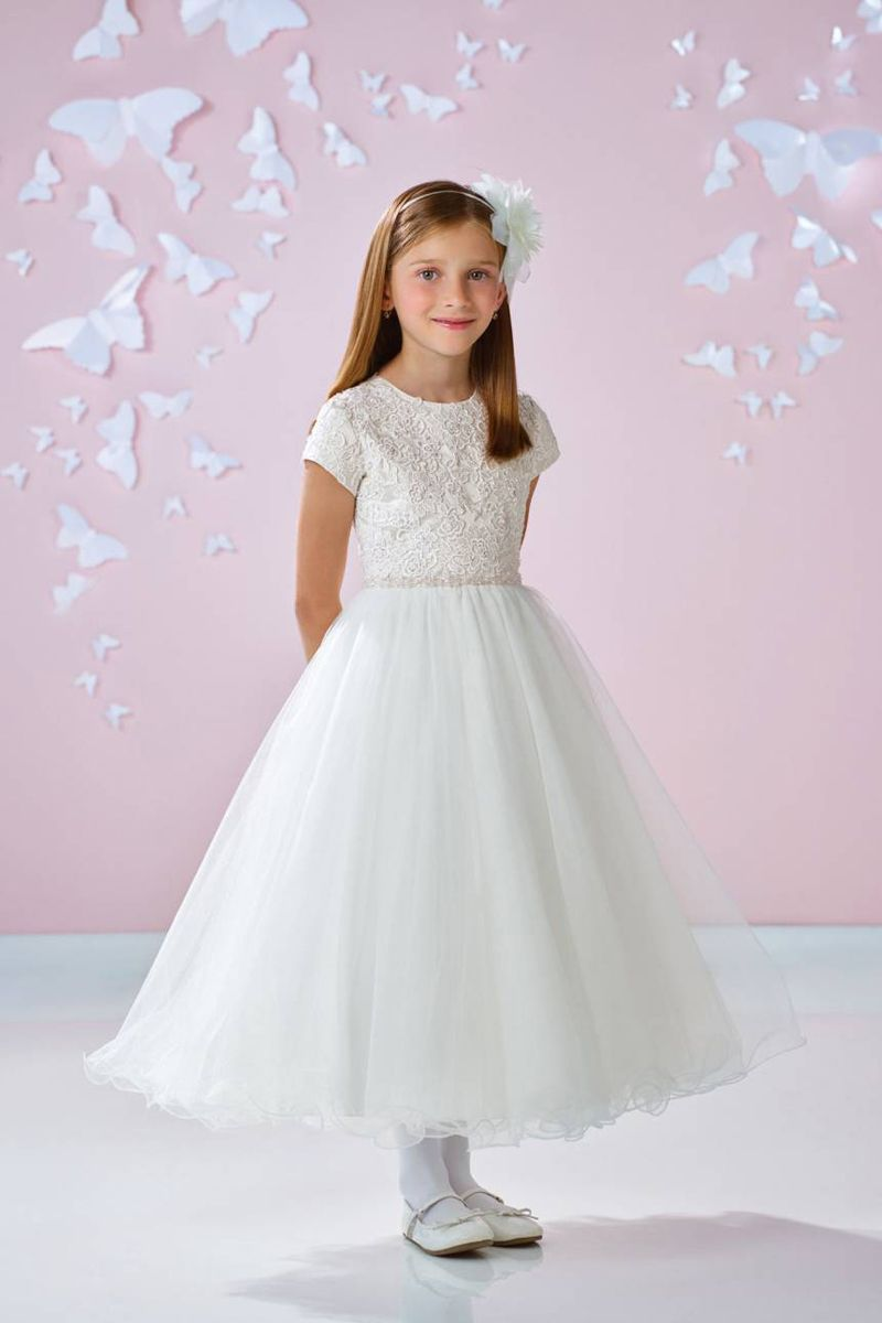 classic white flower girl dresses for every type of wedding