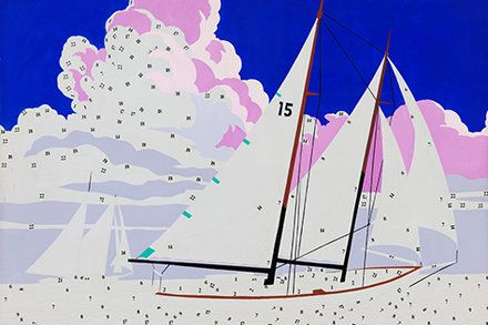 Warhol Museum Is Adding Long-Sought Do It Yourself (Sailboats)