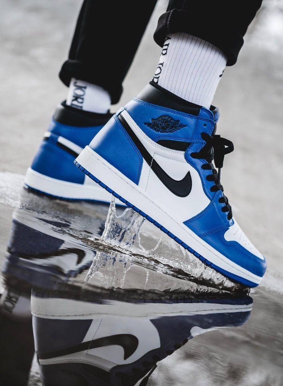 """Nike Air Jordan I """"Game Royal"""" Sneakers Shoes sneakers"""