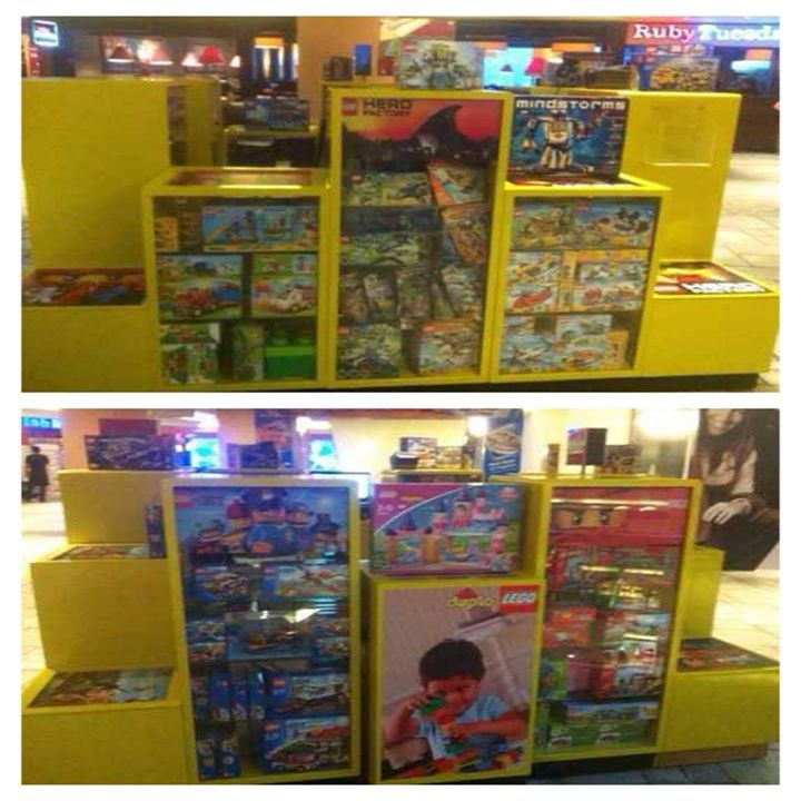 Visit Toy World Lego kiosk in City Stars on FRIDAY. Enjoy the offer ...