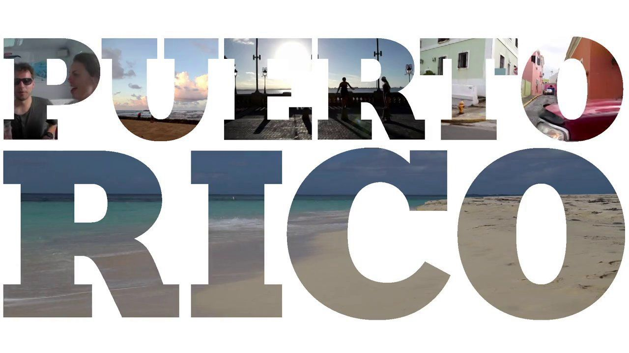 120 Seconds in Puerto Rico. We took a trip to Puerto Rico because flights were cheap! While we were there we made a short video!   Chech it out at: http://youtu.be/EjH7d6CpsiU