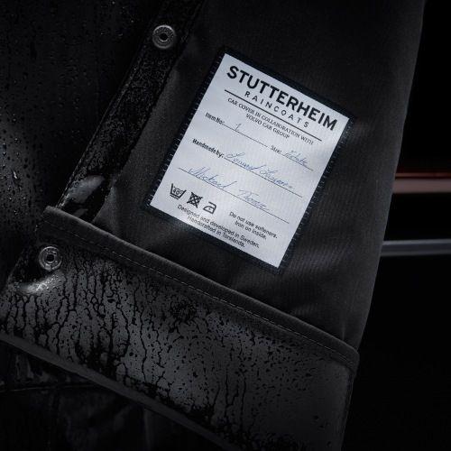 Stutterheim x Volvo – Estate Svart