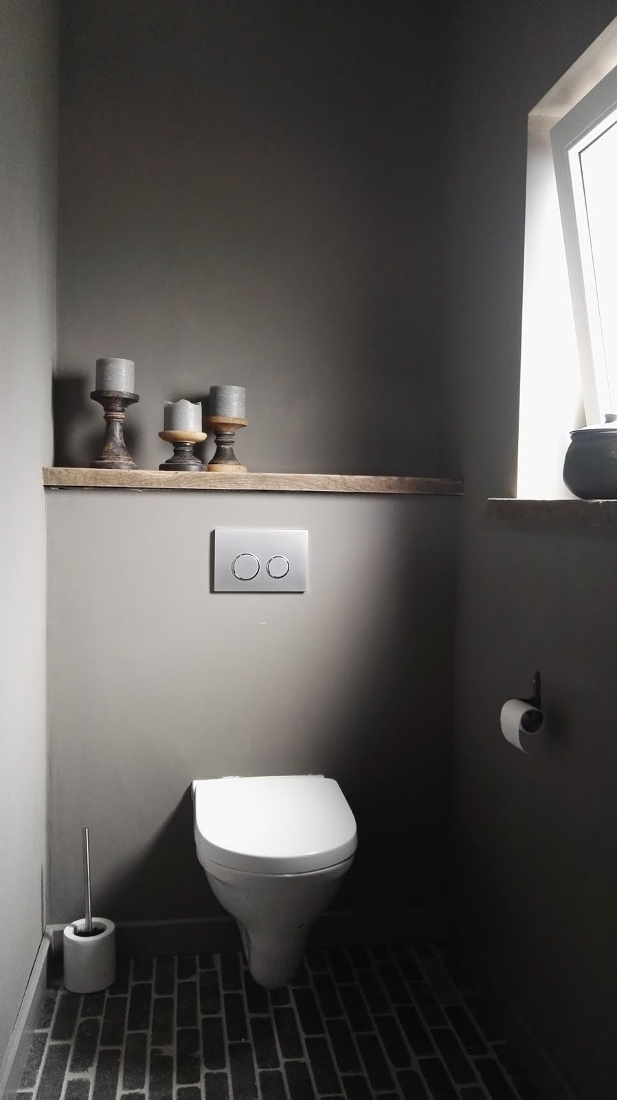 Neues Wc Toilet Judith En Co Blogspot Toilet Badezimmer
