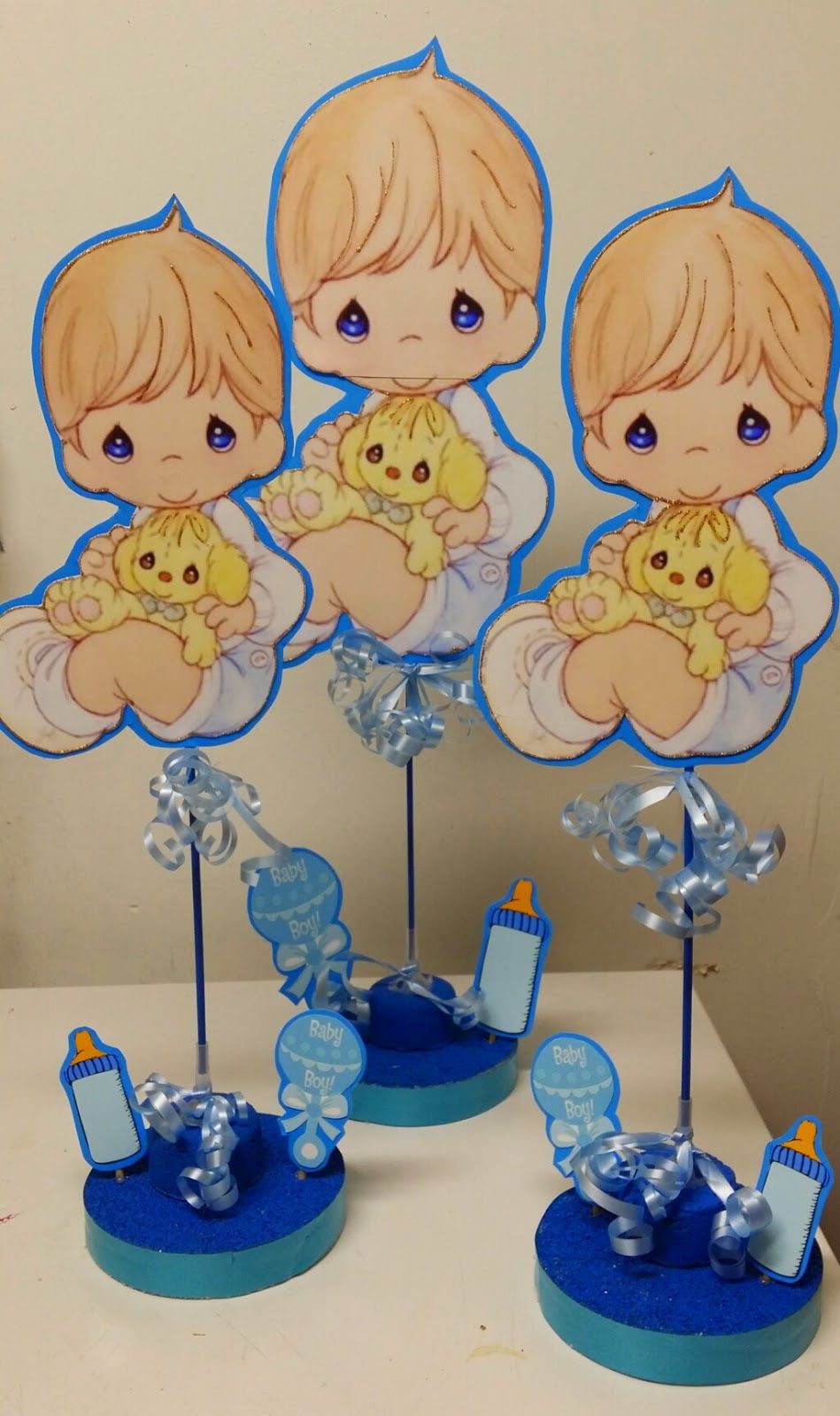 Souvenir Para Baby Shower De Niño : souvenir, shower, niño, SHOWER, THEME, CENTERPIECES, Shower, Centerpieces,, Souvenirs, Girl,, Invitations