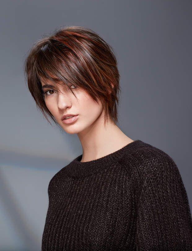 Coupe de cheveux les tendances de l'automne/hiver 2017