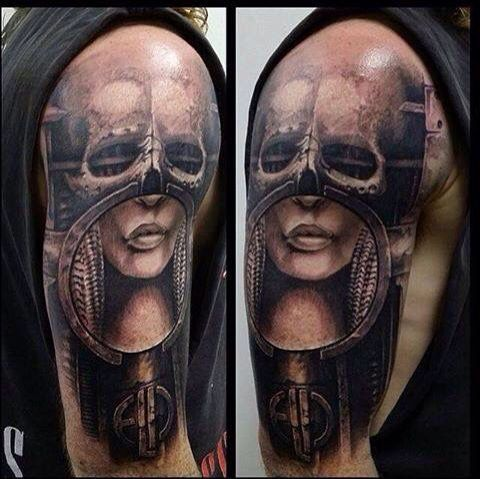 USE THE BEST TATTOO SUPPLY TO DO THAT  www.tattoosupplies.eu  YOUR MEGASTORE ON LINE  TATTOO DONE BY  Sam Nugent