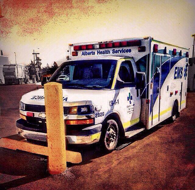 Ambulance Mechanic Edmonton