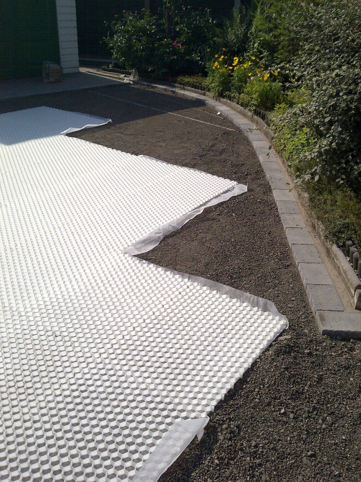 permeable driveway options