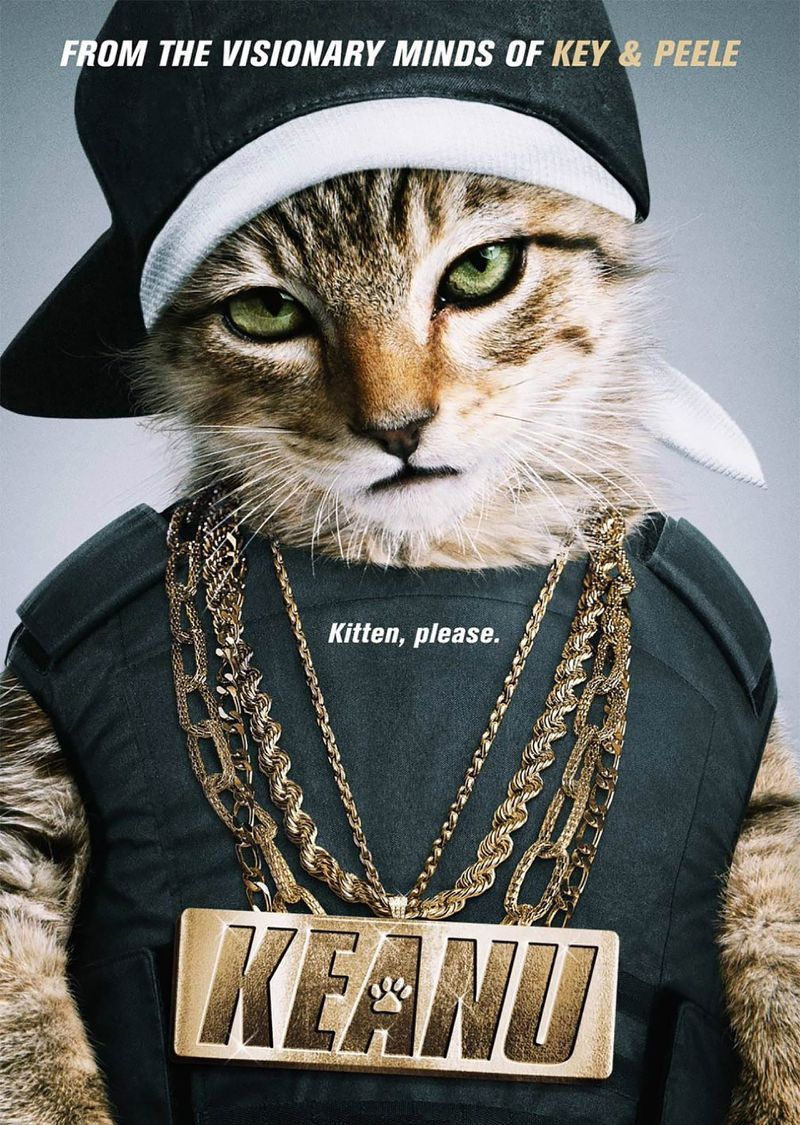 Here S How Keanu Reeves Reacted To The Gangster Cat Movie Keanu