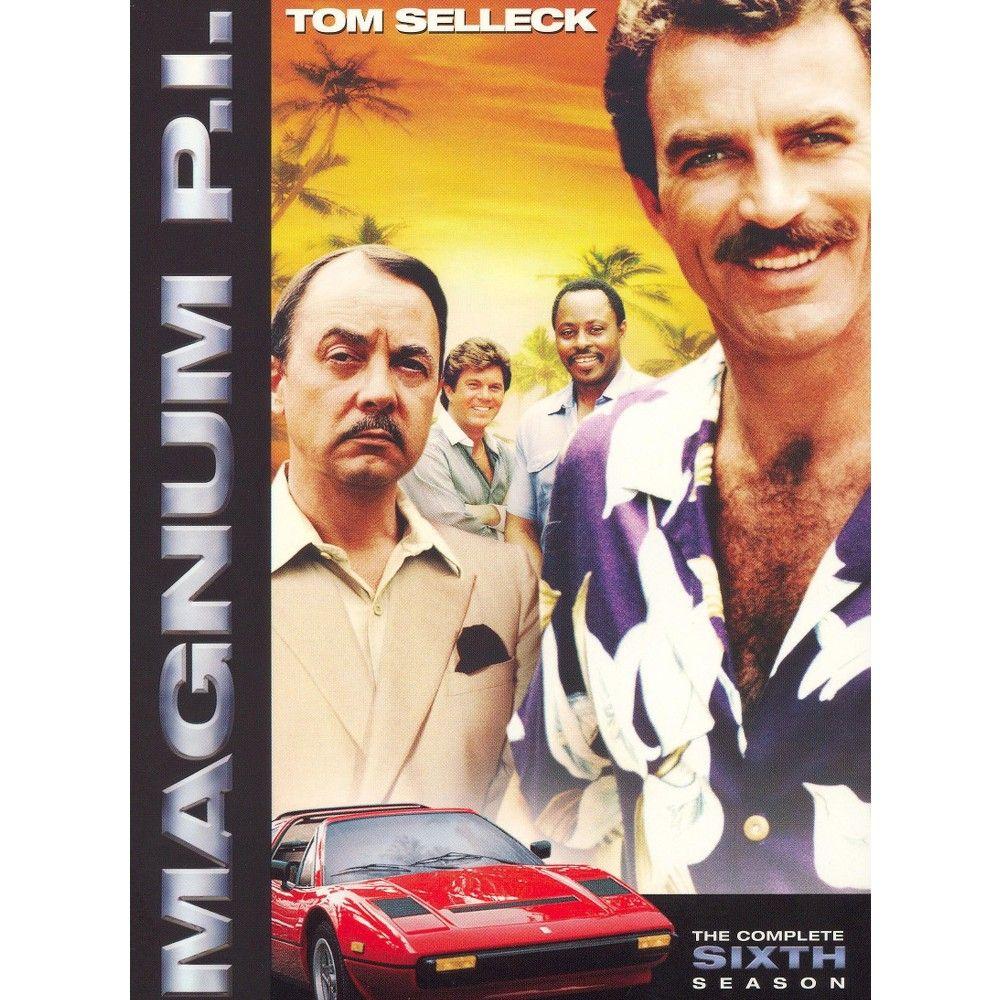 Magnum P.I. The Complete Sixth Season (5 Discs) John