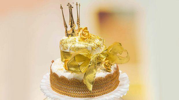 Das Grosse Backen Sophias Royal Glam Rezept Das Grosse Backen Das Grosse Backen Rezepte Kuchen Und Torten