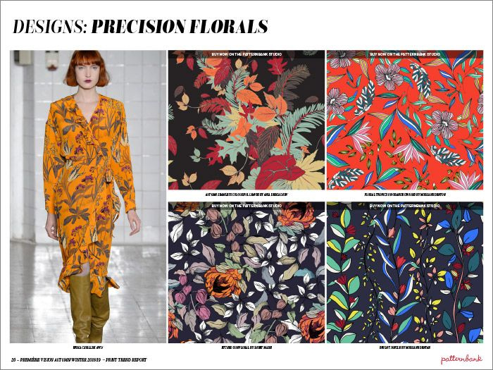 Première Vision Autumn/Winter 2018/19 Print & Pattern ...