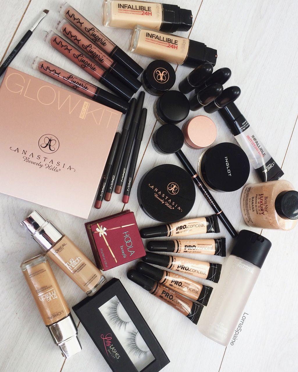 ᴘɪɴᴛᴇʀᴇsᴛ ʜᴏʟʟʏᴇɢʀᴀʏ ↞ Schminkkasten, Beauty makeup