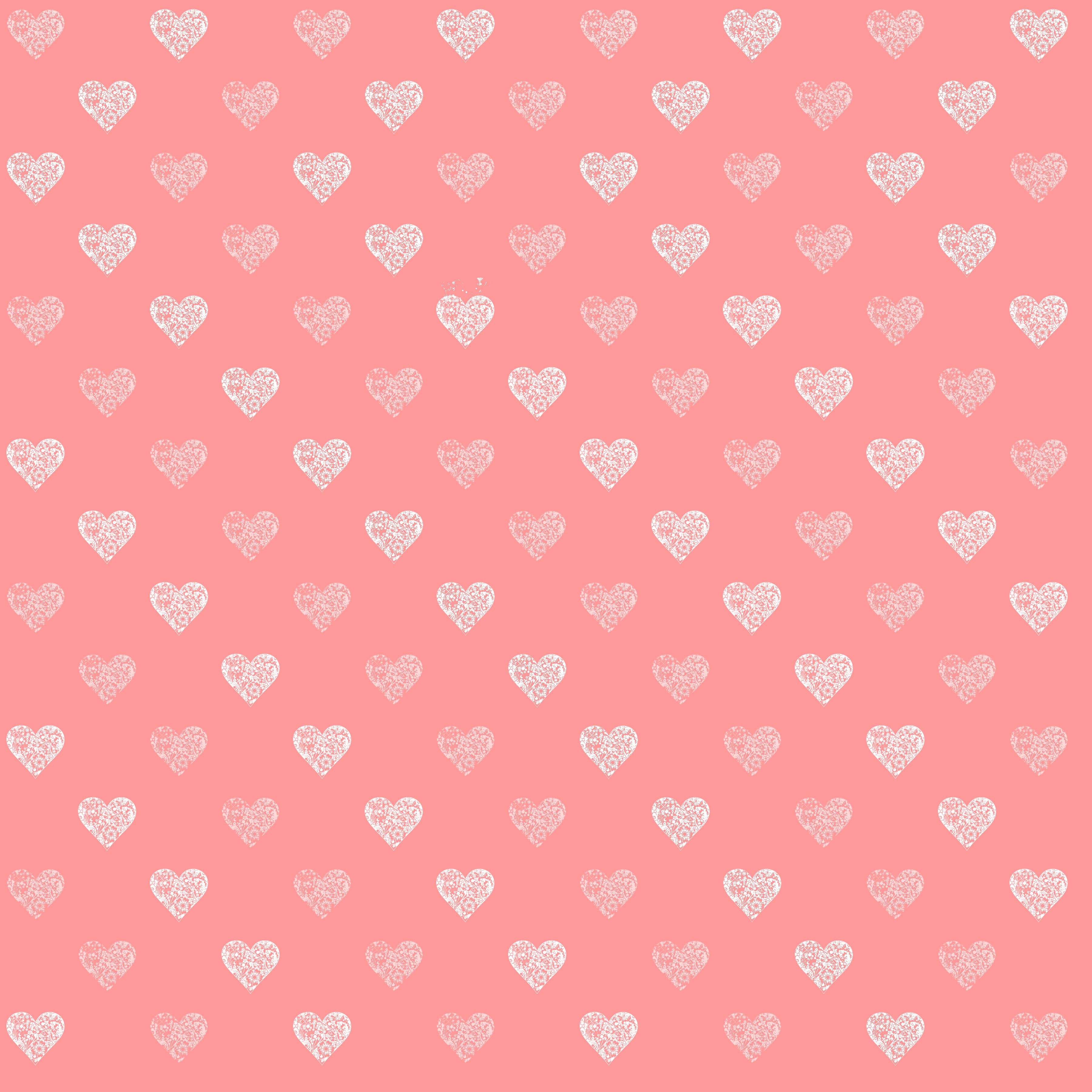 pink hearts background wwwpixsharkcom images